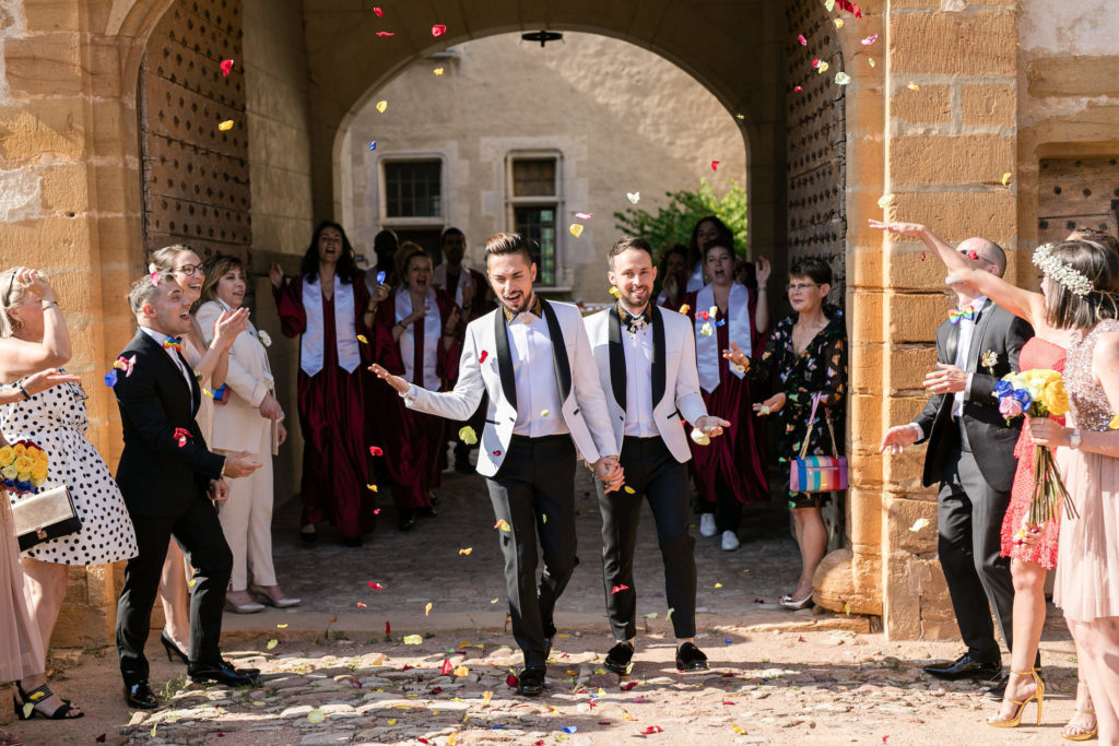 gospel mariage lyon