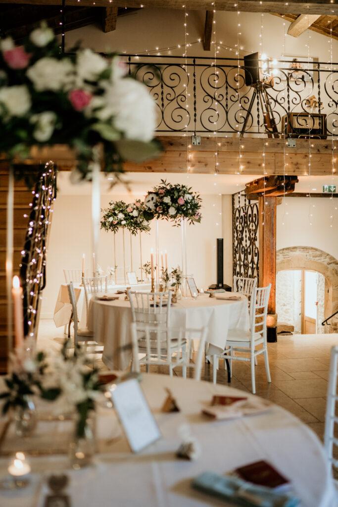 decoration mariage rose et doré wedding planner lyon  d day organisation mariage