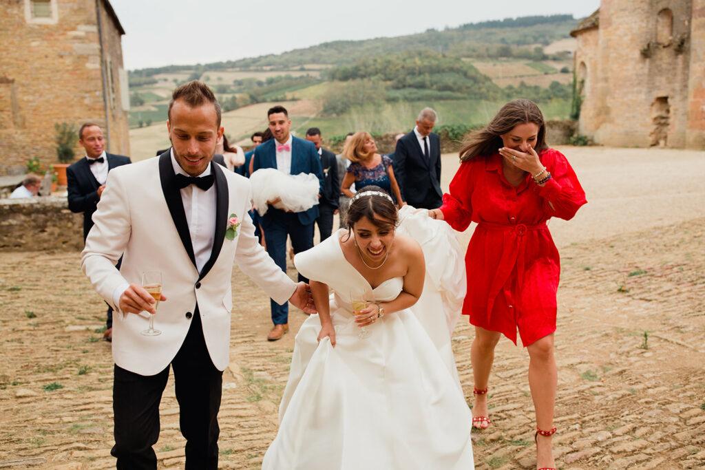 wedding planner vignoble beaujolais