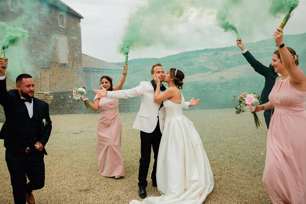 wedding planner beaujolais