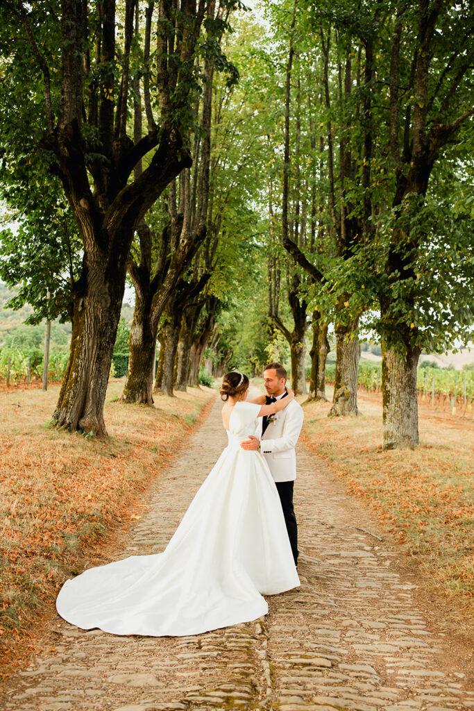 mariage dans les vignes wedding planner