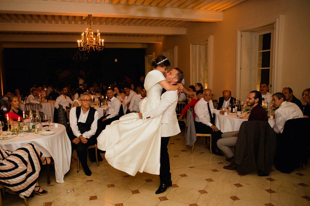 première danse mariage bourgogne