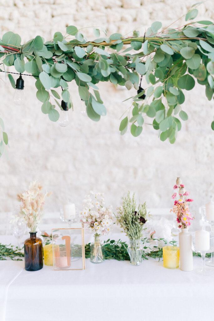 décoration mariage bohème wedding planner drome provence