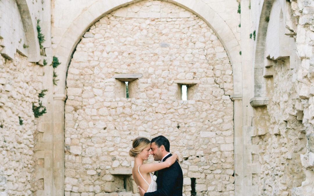 mariage en drome provencal