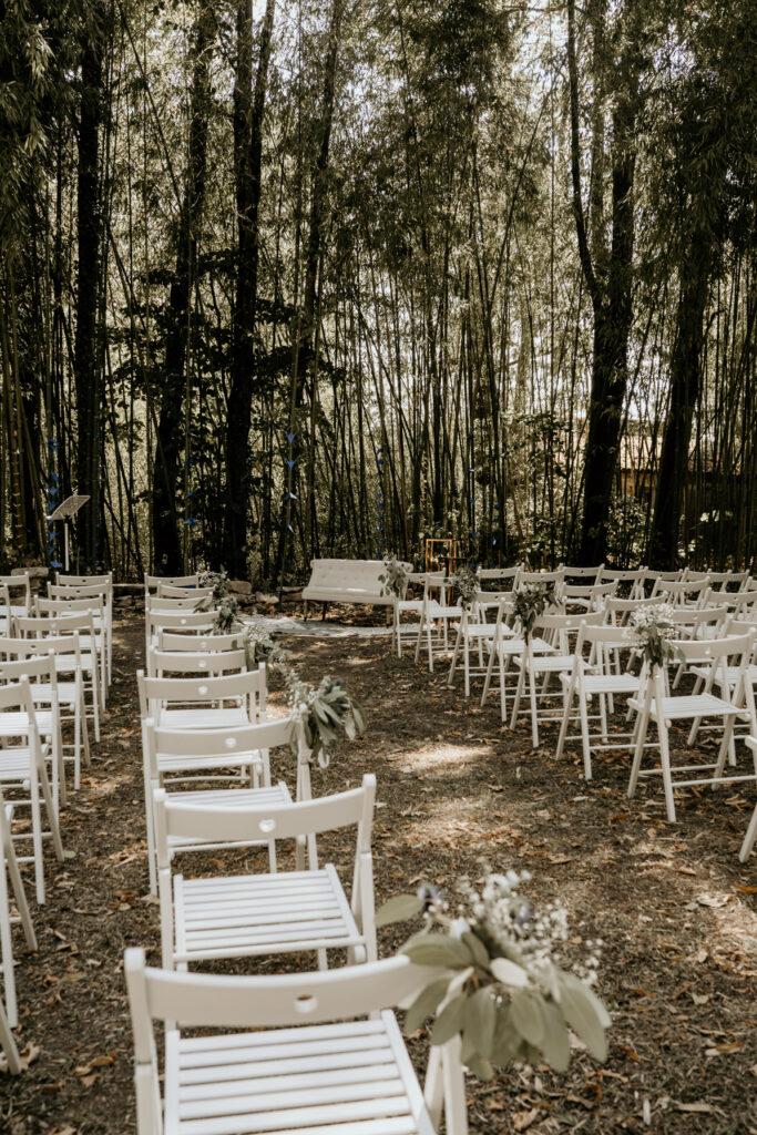 allee de ceremonie fleurs decoration wedding planner lyon organisation mariage beaujolais