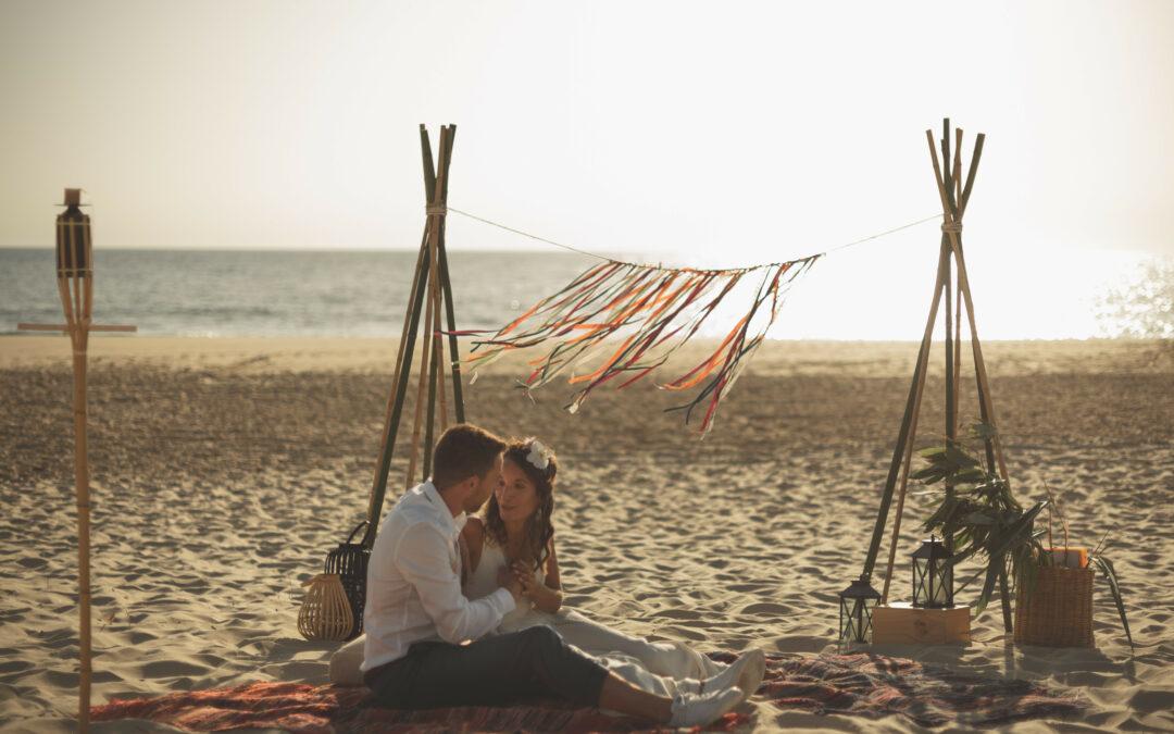 Se marier en été dans le Languedoc