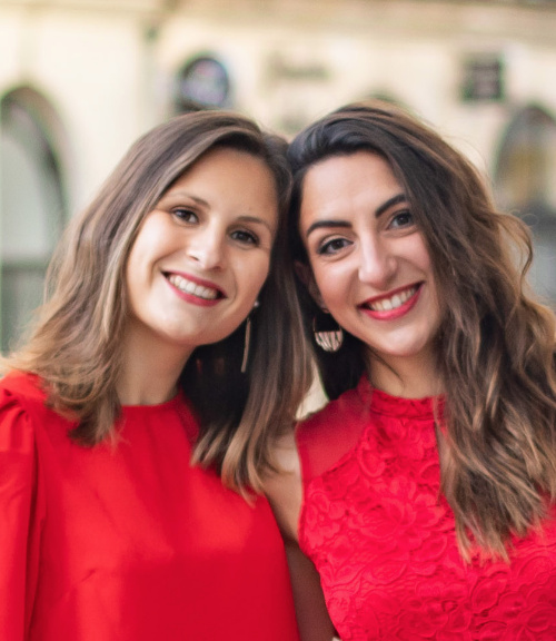 weddding planner nantes pays de la loire organisation mariage dday eloise et caroline portrait