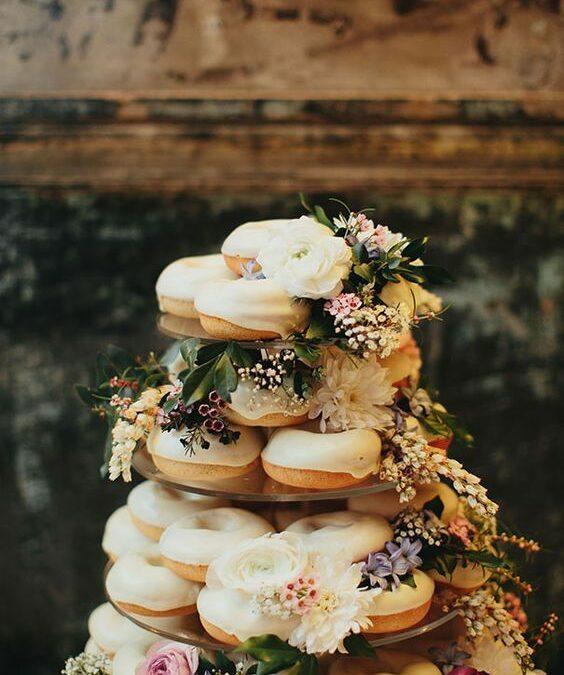 Idées de gâteaux de mariage alternatifs