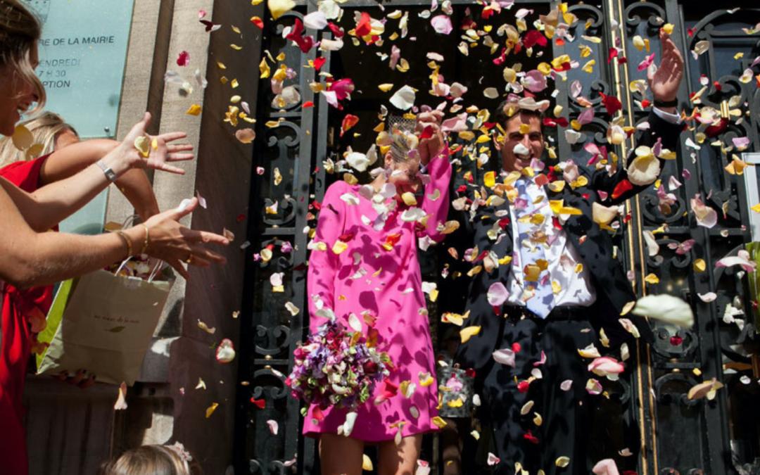 Se marier au printemps Paris