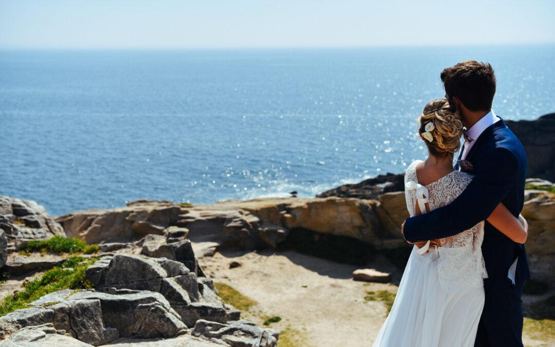 Les spots photo de mariage en Bretagne