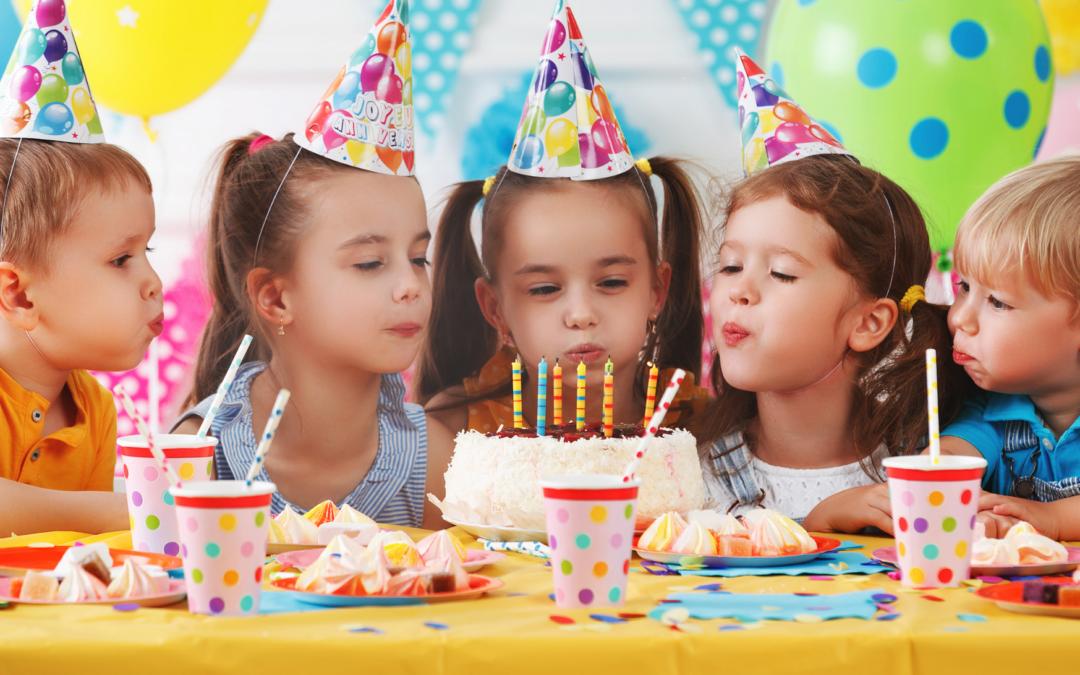 Kids party, Anniversaire enfant dans le Nord