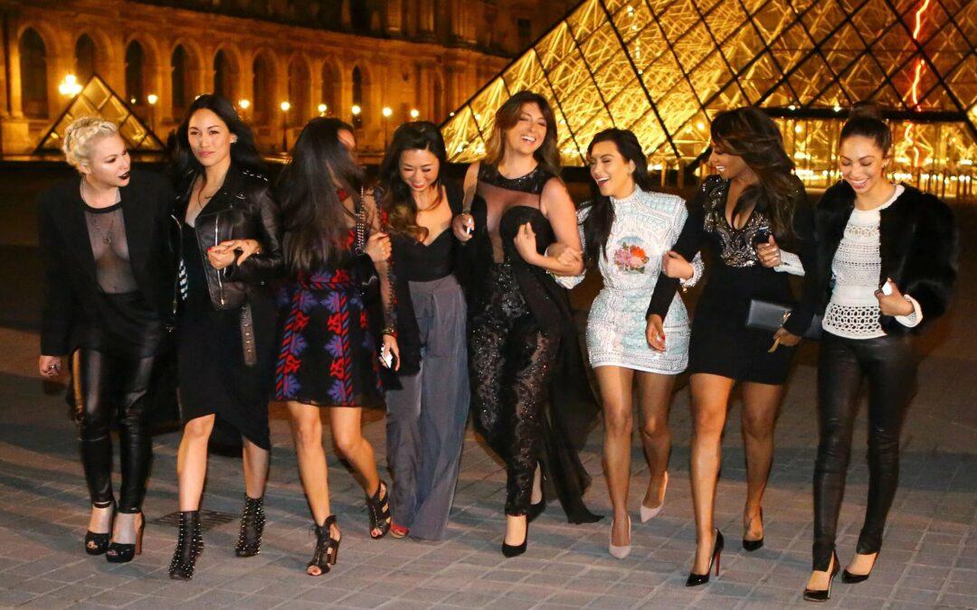 Votre EVJF à Paris