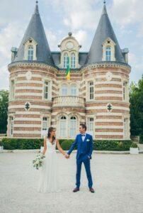 Le château comtesse, lieu de réception pour mariage