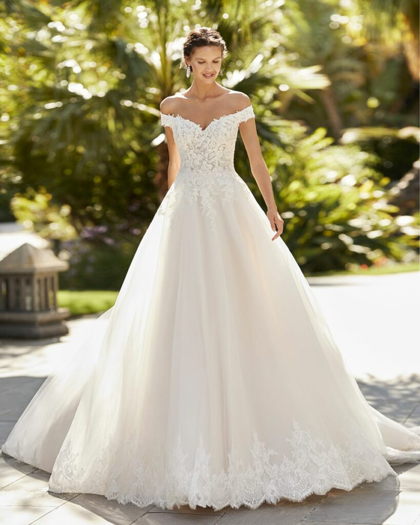robe de bal mariée en sarthe
