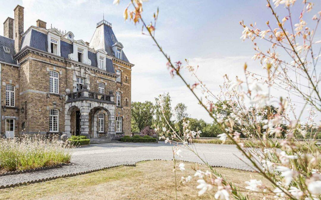 Lieux de réception Belges