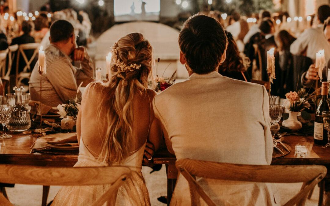 Un mariage comme dans un film