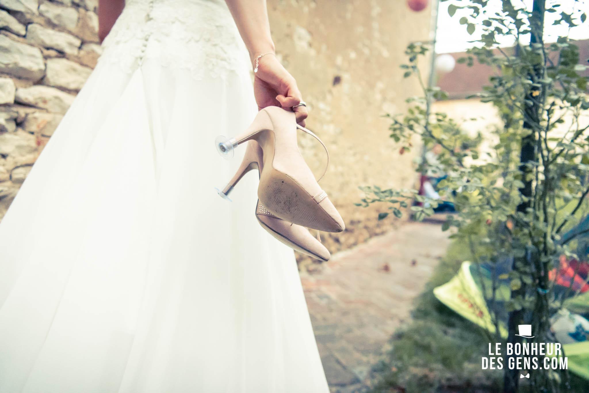 D Day Wedding Planner La Rochelle Wedding Planner Charente-Maritime Chaussures de mariée chaussure de mariage wedding shoes shoes addict nude beige