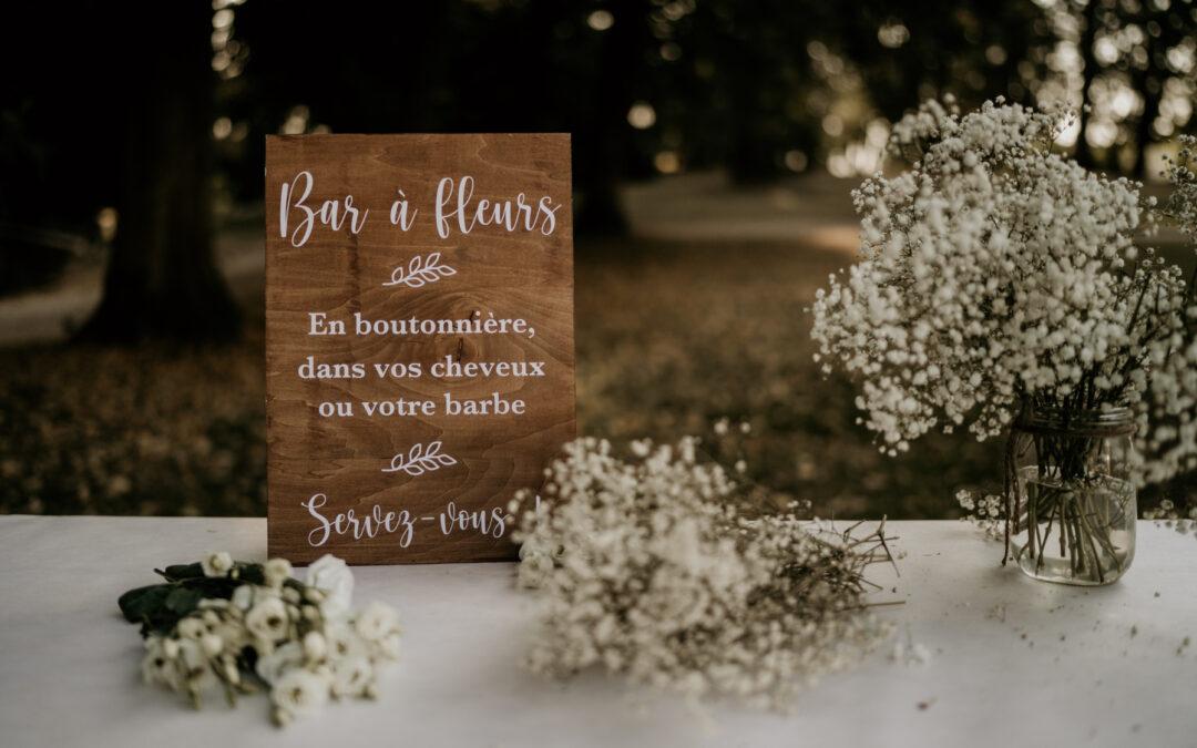 Inspirations cadeaux pour vos invités de mariage